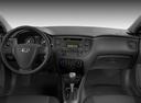 Фото авто Kia Rio 2 поколение, ракурс: торпедо
