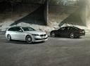 Фото авто Alpina D5 F10/F11 [рестайлинг], ракурс: 315 цвет: белый