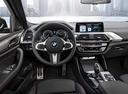 Фото авто BMW X4 G02, ракурс: торпедо