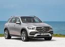 Фото авто Mercedes-Benz GLE-Класс V167, ракурс: 315 цвет: серебряный