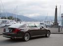 Фото авто Genesis G90 1 поколение, ракурс: 225 цвет: серый