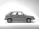Фото авто Volkswagen Rabbit 1 поколение, ракурс: 270