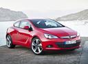 Фото авто Opel Astra J [рестайлинг], ракурс: 315 цвет: красный