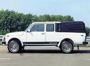 Фото авто ВАЗ (Lada) 4x4 1 поколение [рестайлинг], ракурс: 90 цвет: белый