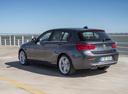 Фото авто BMW 1 серия F20/F21 [рестайлинг], ракурс: 135 цвет: серый
