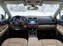Фото авто Subaru Outback 5 поколение [рестайлинг], ракурс: торпедо