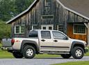 Фото авто Chevrolet Colorado 1 поколение, ракурс: 270
