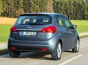 Фото авто Kia Venga 1 поколение [рестайлинг], ракурс: 225 цвет: синий