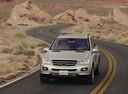 Фото авто Mercedes-Benz M-Класс W164,  цвет: бежевый
