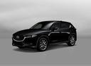 Фото авто Mazda CX-5 2 поколение, ракурс: 45 - рендер цвет: черный