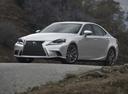 Фото авто Lexus IS XE30, ракурс: 45 цвет: серебряный