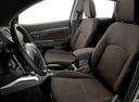 Фото авто Mitsubishi ASX 1 поколение [рестайлинг], ракурс: сиденье