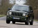 Фото авто Jeep Patriot 1 поколение, ракурс: 45