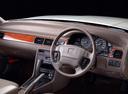 Фото авто Honda Vigor CB5, ракурс: торпедо