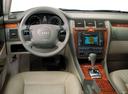 Фото авто Audi A8 D2/4D [рестайлинг], ракурс: рулевое колесо