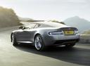 Фото авто Aston Martin DB9 1 поколение [2-й рестайлинг], ракурс: 135 цвет: серый