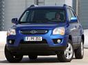 Фото авто Kia Sportage 2 поколение [рестайлинг],  цвет: синий