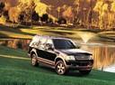Фото авто Ford Explorer 3 поколение, ракурс: 315 цвет: черный