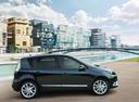 Фото авто Renault Scenic 3 поколение [2-й рестайлинг], ракурс: 270 цвет: черный