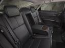 Фото авто Toyota Avalon XX40, ракурс: задние сиденья