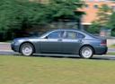 Фото авто BMW 7 серия E65/E66, ракурс: 90 цвет: серый