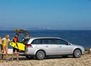 Фото авто Opel Vectra C [рестайлинг], ракурс: 270