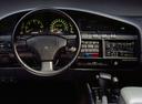 Фото авто Toyota Land Cruiser J80, ракурс: рулевое колесо