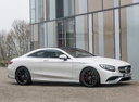 Фото авто Mercedes-Benz S-Класс W222/C217/A217, ракурс: 270 цвет: серебряный