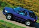 Фото авто Opel Frontera B, ракурс: 90