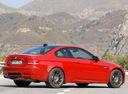 Фото авто BMW M3 E90/E92/E93, ракурс: 225 цвет: красный