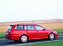 Фото авто Skoda Octavia 1 поколение [рестайлинг], ракурс: 270 цвет: красный
