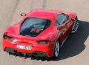 Фото авто Ferrari 488 1 поколение, ракурс: сверху цвет: красный