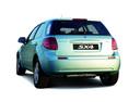 Фото авто Suzuki SX4 1 поколение, ракурс: 180 цвет: серебряный