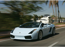 Фото авто Lamborghini Gallardo 1 поколение, ракурс: 45