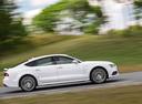 Фото авто Audi A7 4G [рестайлинг], ракурс: 270 цвет: белый