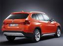 Фото авто BMW X1 E84 [рестайлинг], ракурс: 225 цвет: оранжевый
