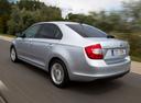 Новый Skoda Rapid, серебряный металлик, 2017 года выпуска, цена 820 300 руб. в автосалоне АвтоЕвразия