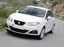 Фото авто SEAT Ibiza 4 поколение, ракурс: 45