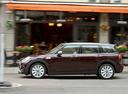 Фото авто Mini Clubman 2 поколение, ракурс: 90 цвет: бордовый