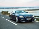 Фото авто BMW 6 серия F06/F12/F13 [рестайлинг], ракурс: 315 цвет: синий