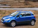 Фото авто Fiat Sedici 1 поколение, ракурс: 90