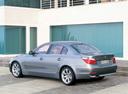Фото авто BMW 5 серия E60/E61, ракурс: 135 цвет: серебряный