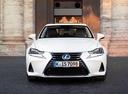 Фото авто Lexus IS XE30 [рестайлинг],  цвет: белый