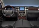 Фото авто Lexus LX 3 поколение [рестайлинг], ракурс: торпедо