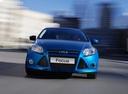 Фото авто Ford Focus 3 поколение,  цвет: синий
