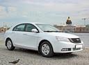 Фото авто Geely Emgrand EC7 1 поколение, ракурс: 315 цвет: белый