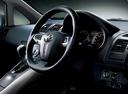 Фото авто Toyota Blade 1 поколение [рестайлинг], ракурс: рулевое колесо