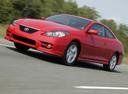 Фото авто Toyota Camry Solara XV30 [рестайлинг], ракурс: 45 цвет: красный
