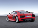 Фото авто Audi R8 2 поколение, ракурс: 135 цвет: красный