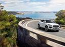 Фото авто Jaguar E-Pace 1 поколение, ракурс: 315 цвет: белый